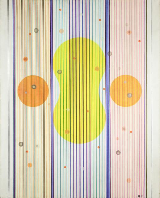 , 'Creanon IV,' 1972, Leon Tovar Gallery