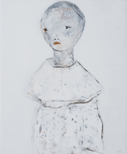 , 'The White Paintings No. 9,' 2018, Seager Gray Gallery