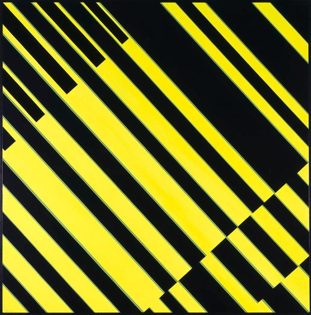 , 'Vektoren III,' 1969, Walter Storms Galerie