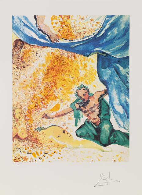 Salvador Dalí, 'Les Amoureux (suite of three works with portfolio)', 1979, Hindman