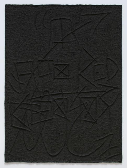, 'Graffiti Monochrome 3,' 2013, Reynolds Gallery