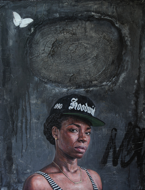 , 'Memory of Persistence ,' 2014, Peter Robertson Gallery