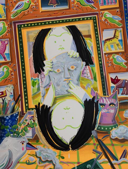 , 'Making Anji,' 2019, Artbit Gallery