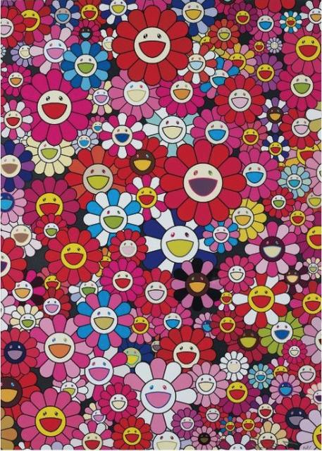 Takashi Murakami, 'An Homage to Monopink 1960 C', Eternity Gallery