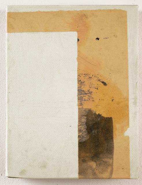 , 'Studio per un paesaggio V,' 2014, CO2