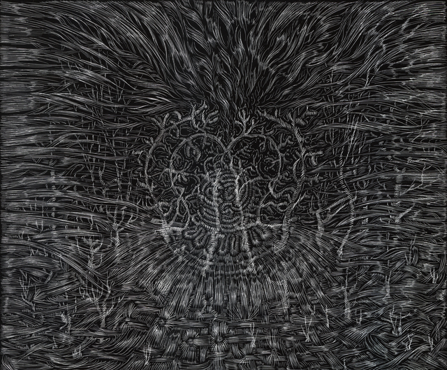 , 'Gaia's Crown III,' 2006, The Good Luck Gallery