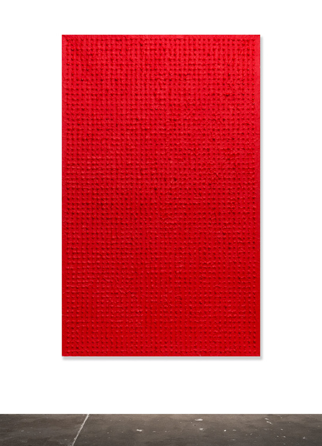 , 'Grand Rouge,' 1987, O. Ascanio Gallery