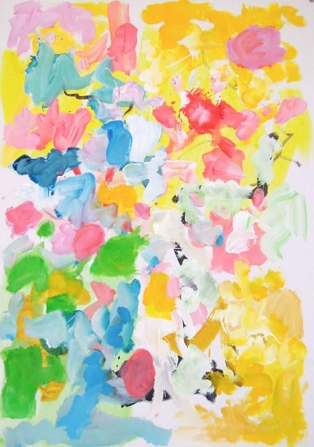, 'Echappées 7359,' 2018, Galerie Marie-Robin