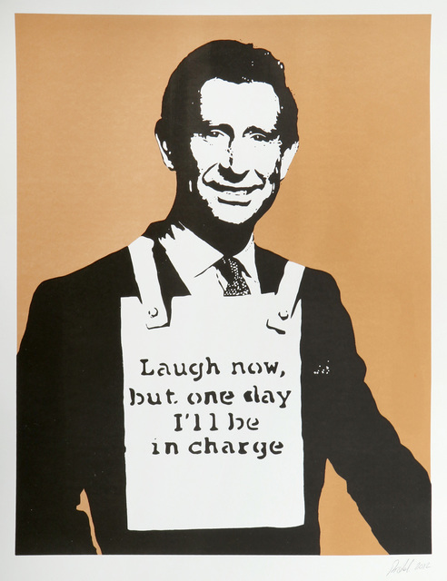 Pistol, 'Laugh Now', 2012, Chiswick Auctions
