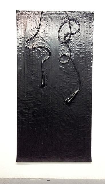 , 'Study for microphone - duet (variation one),' 2014, Dvir Gallery