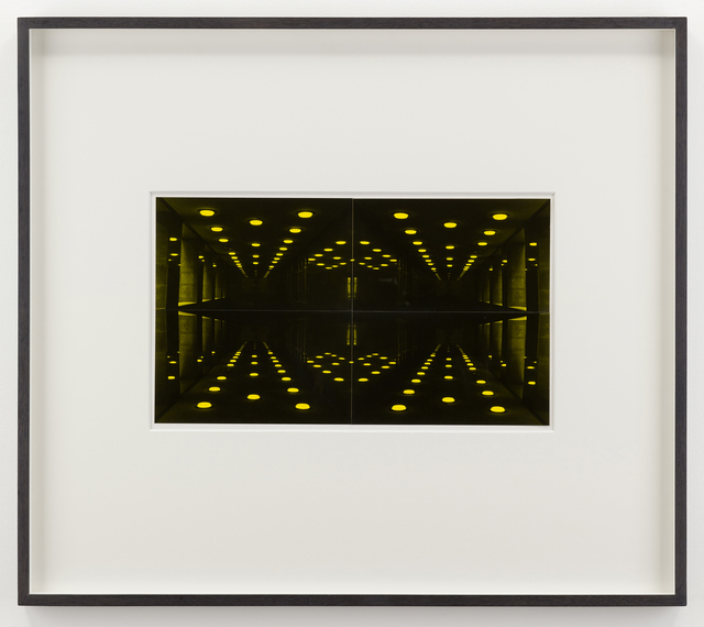 , 'Terminal Space 4,' 1982, Parafin