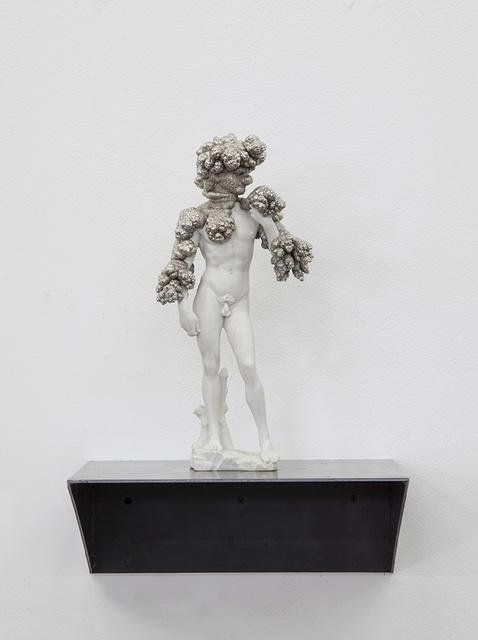, 'Untitled (David),' 2015, Moran Bondaroff