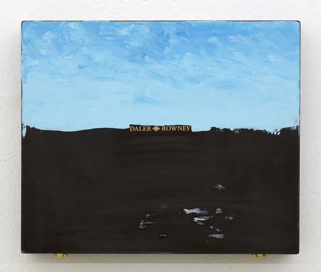 , 'Der Malerhimmel,' 2008, Galerie Krinzinger