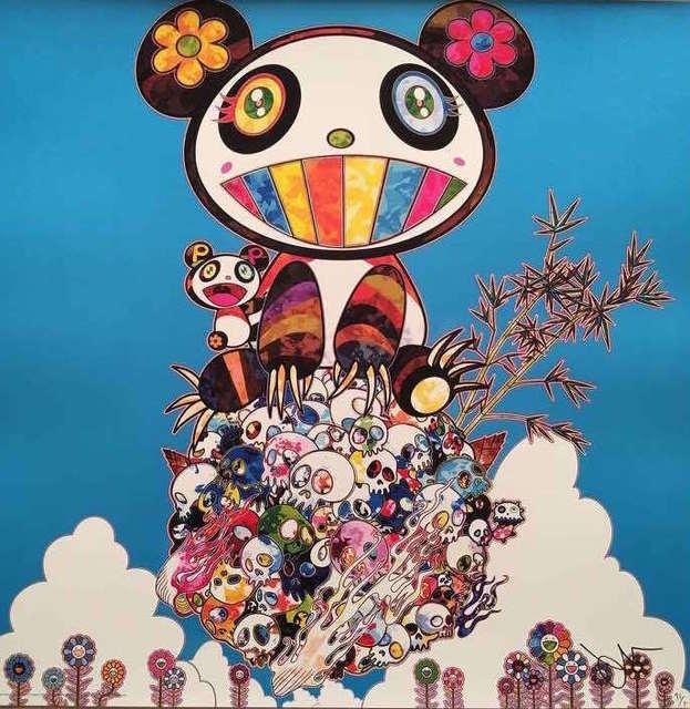Takashi Murakami, 'The Pandas Say They're Happy', 2014, Dope! Gallery