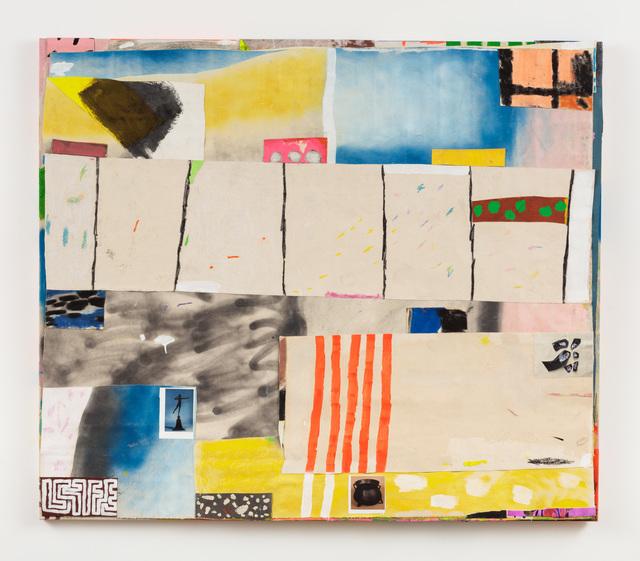 Strauss Bourque-LaFrance, 'Curious Olympics', 2019, Rachel Uffner Gallery