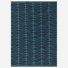 Reversible flatweave carpet