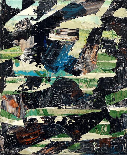 , 'Abstract No. 31,' 2018, GRAFO Gallery