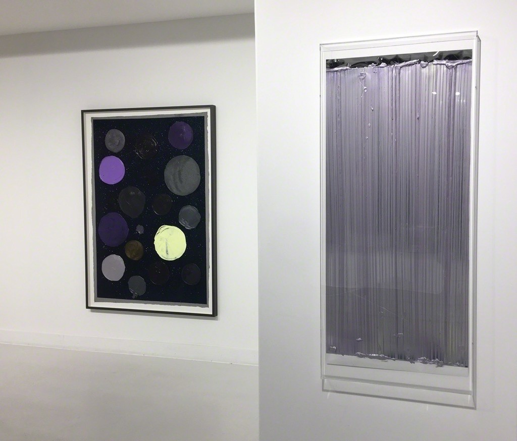 INSTALLATION SHOT RUTH CAMPAU  CUTS' N BLOBS IMAGE: RUTH CAMPAU, MICHAEL MORK AND COURTESY PETRA GUT CONTEMPORARY