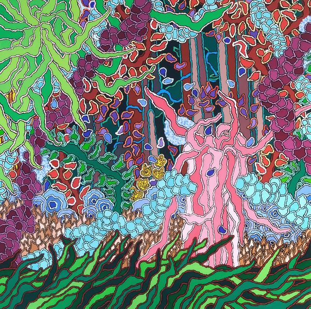 , 'Garden Behind the White Picket Fence,' 2015, Addison/Ripley Fine Art