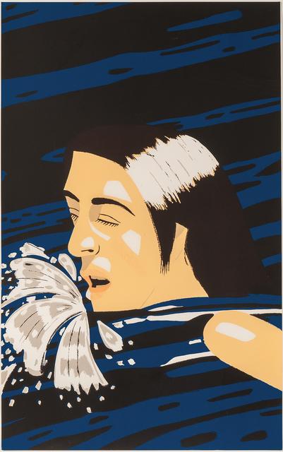 Alex Katz, 'Olympic Swimmer', 1976, Skinner