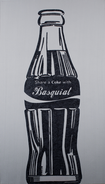 , 'Share a Coke with Basquiat ,' , Art Angels