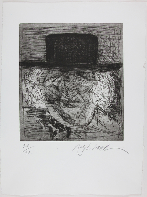 Ralph Steadman, 'Robert Graves', 1994, Peacock Visual Arts
