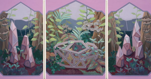 April Dawn Parker, 'The Pearl Inside', 2021, Painting, Oil on Linen, Andra Norris Gallery