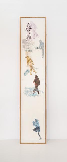 Nancy Spero, 'Vietnamese Women Totem', 1985 , Rhona Hoffman Gallery