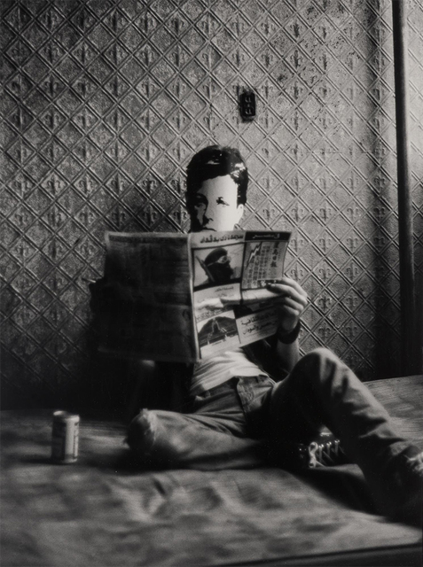 , 'Rimbaud in New York,' 1978-79/2014, ClampArt