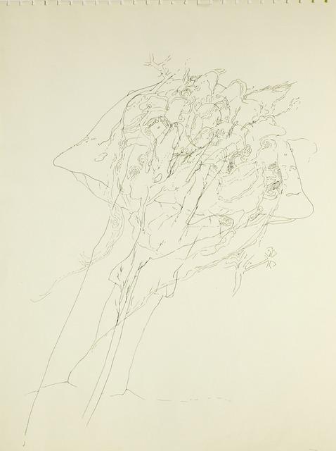 , 'MUSHROOM, WICHITA,' 1963, Kohn Gallery