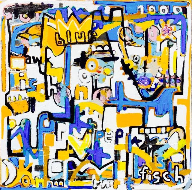Jonas Fisch, 'Bluebird', 2016, Artspace Warehouse