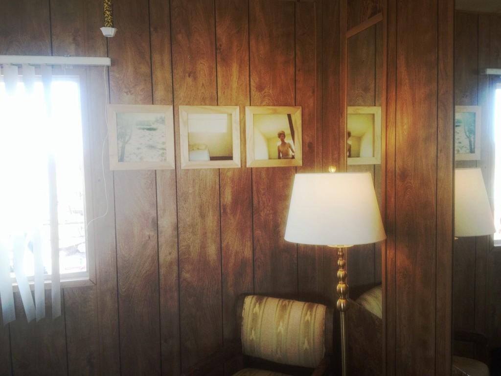Stefanie Schneider - Blue House (29 Palms, CA)