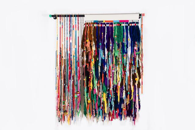 , 'Ensamblaje de telar #1,' , ALICE Gallery