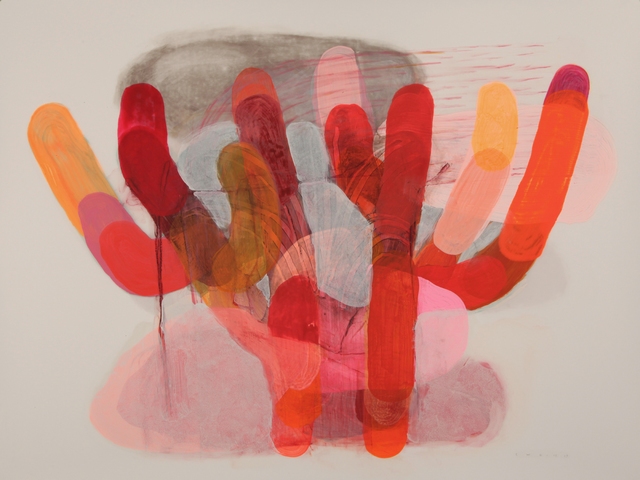 Will Gill, 'Fire's Reach', 2017, Christina Parker Gallery
