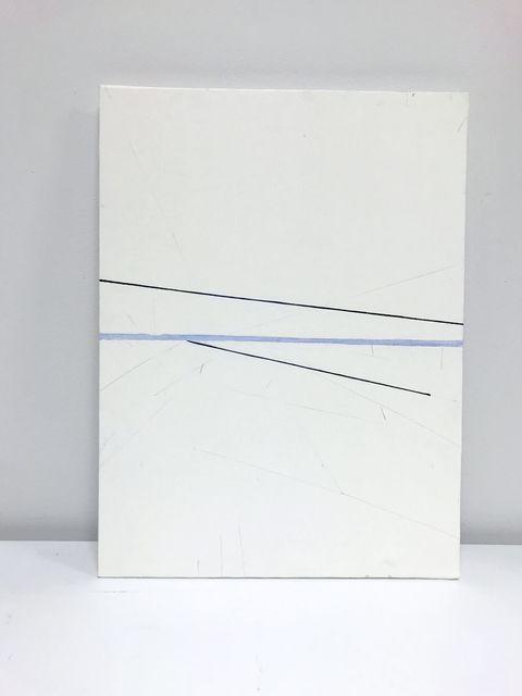 , 'LL-2,' 2015, SILAS VON MORISSE gallery