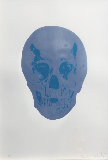 Damien Hirst, 'The Dead (Silver Gloss/Topaz Skull)', 2009, Hamilton-Selway Fine Art