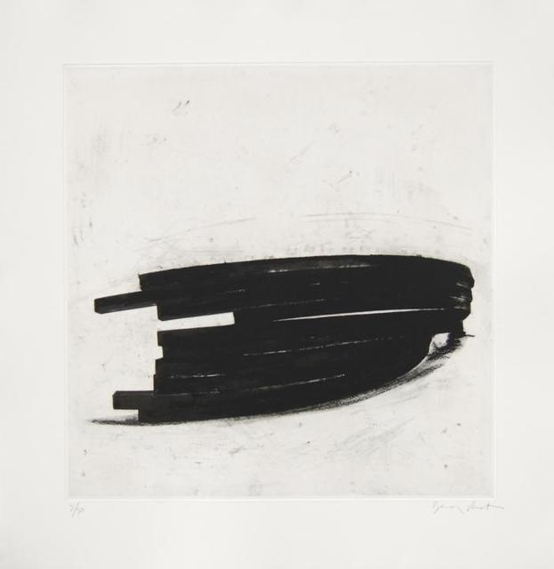 , 'Effondrement Arcs,' 2013, Galerie Van der Planken