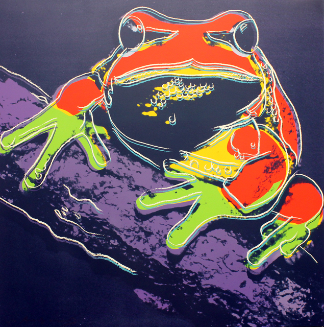 , 'Pine Barrens Tree Frog (FS II.294),' 1983, Gormleys Fine Art