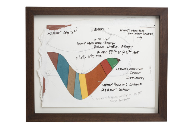 Steven and William Ladd, 'Terre Du Lac Swatches', 2005, Mingei International Museum