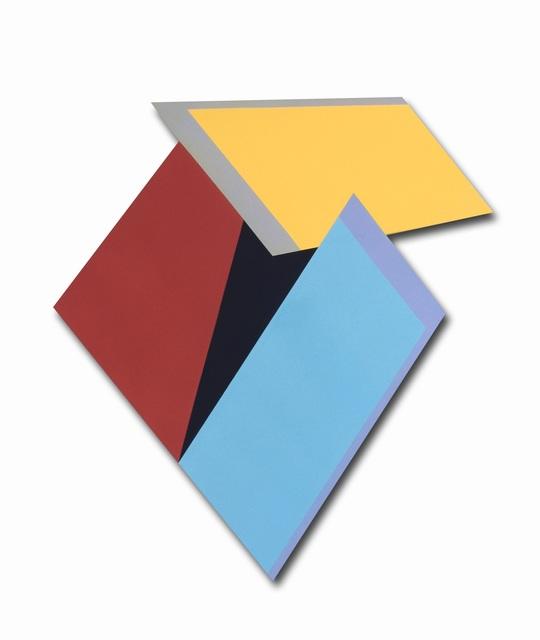 , 'Outskirts #2,' 2017, Louis Stern Fine Arts