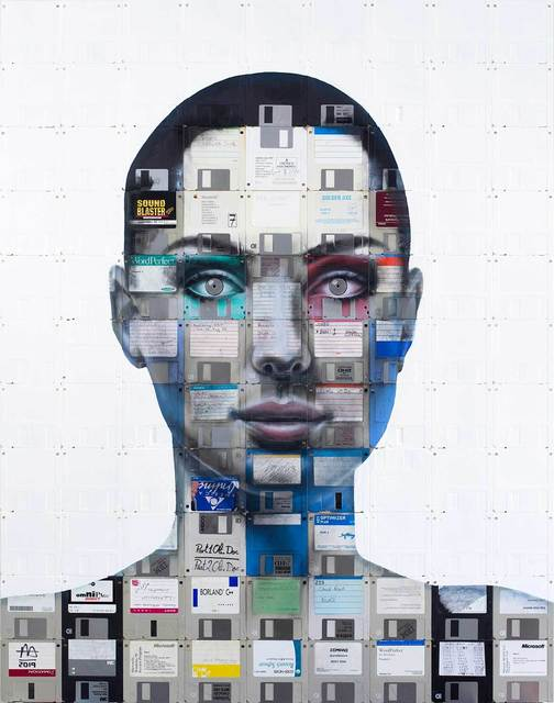 Nick Gentry, 'Digital Montage Number 15', 2019, Absolute Art Gallery