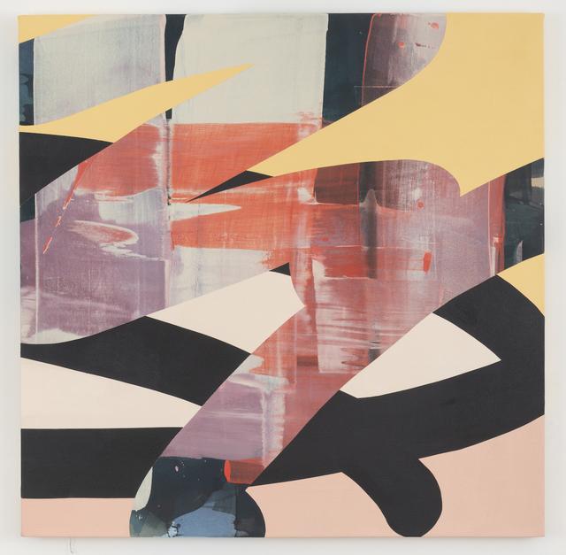 , 'Push Through,' 2018, Joshua Liner Gallery
