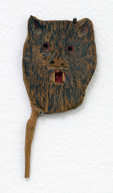 , 'Untitled (Animal Head with Handle) ,' , The Good Luck Gallery