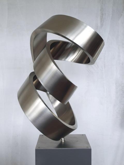 Josef Staub, 'Galileo', 2006, Sculpture, Chrome, Galerie Wenger
