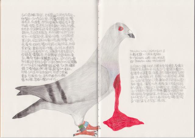 , 'Pigeon - TAIWAN 2016-0690329,' 2018, Powen Gallery