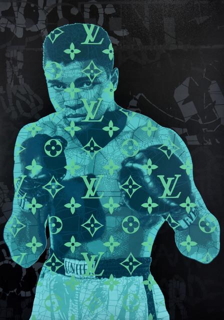 Campbell La Pun, 'LV Ali - Hulk', 2019, DTR Modern Galleries