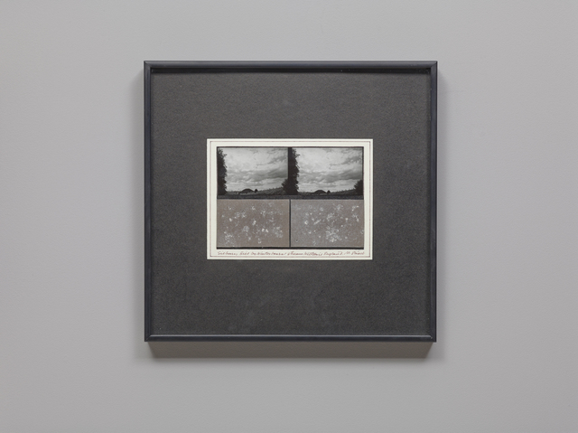 , 'Silbury Hill by Winterbourne Stream, Wiltshire, England,' 1980-1981, Parafin