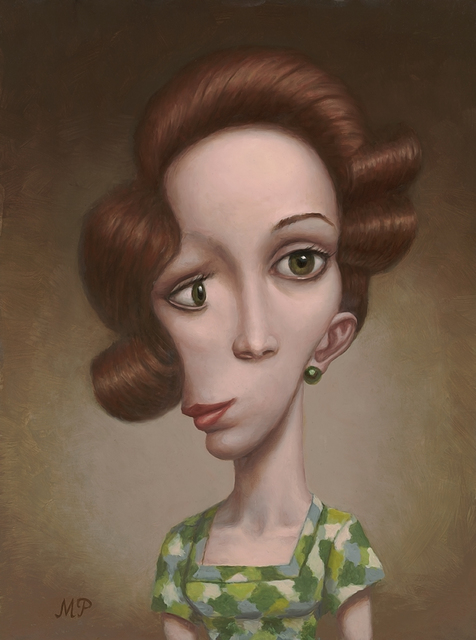 , 'Lady in Green,' , Dorothy Circus Gallery