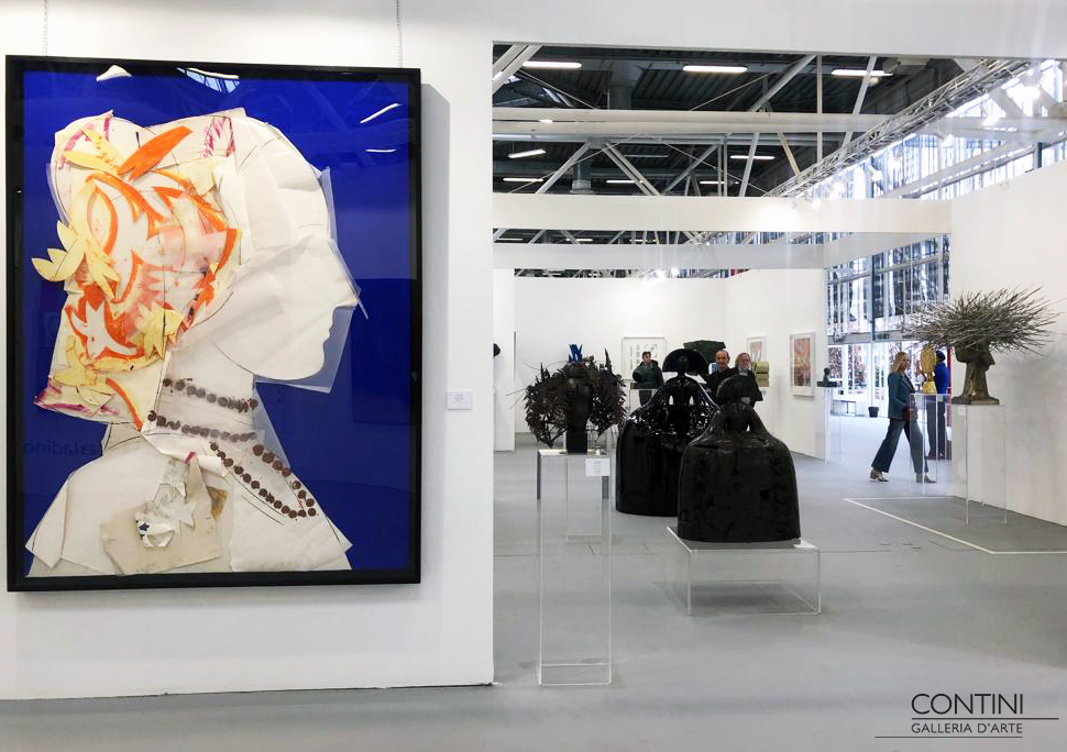 Contini Art Gallery  Artefiera 2019 Pavilion 26 - Stand A/82