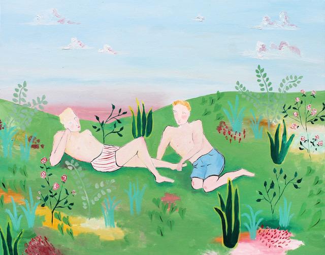 , 'Garden Scene,' 2016, Projet Pangée